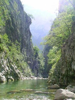 Kanjon Neretve