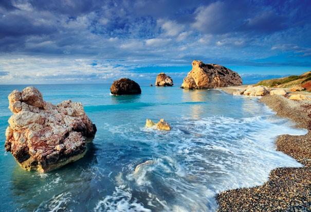 Mjesto rođenja Afrodite na Kipru