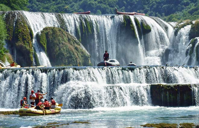 una_rafting