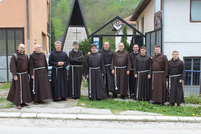 Franjevci u Srebrenici služili svetu misu i odali počast žrtvama genocida
