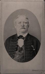 Apotheker Petrus Dorner (1800-1877)