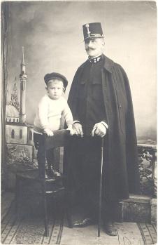 Islam u familiji - Rudolf (Rifat) Doleczek, brat Anny, supruge dr. Dornera,