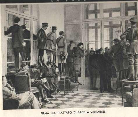 27. Propast A-U i stvaranje Jugoslavije-potpisivanje mirovnog ugovora u Verssaillesu 1918.
