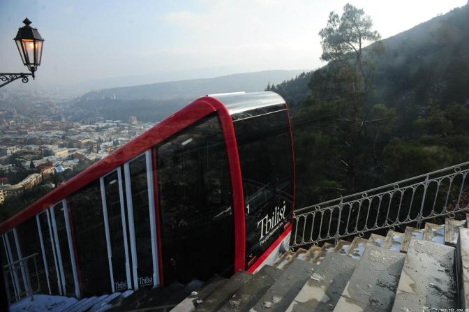 Kosi lift u Tbilisiju