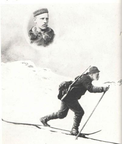 fridtjof nansen - prelaz preko grenlanda 1888.
