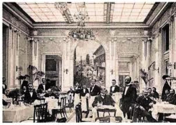 hotel evropa 1882.