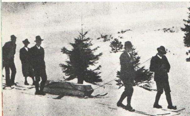 zimski sprovod u kranjskoj u xix stoljeću