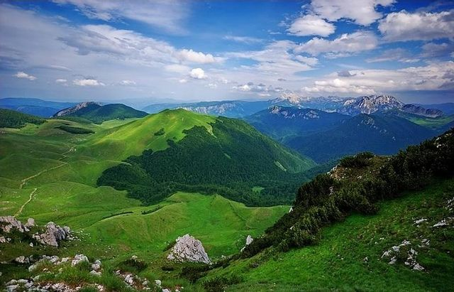 Bosanske planine