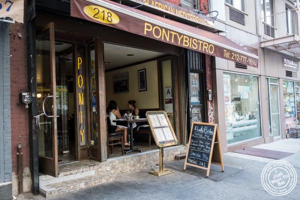 Ponty Bistro u New Yorku