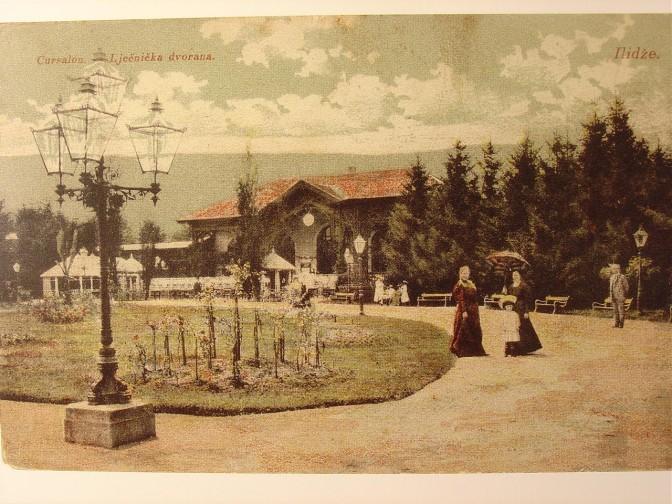 Banjski park