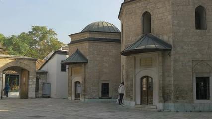 Tombs Gazi Husrev bey