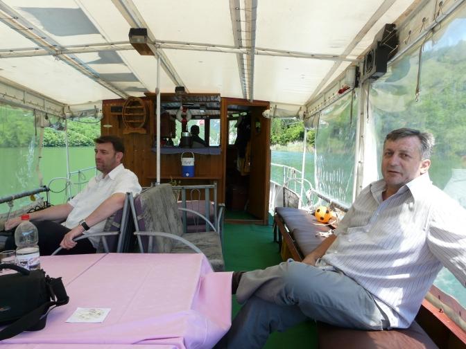 Udoban i atraktivan obilazak jezera Peručac