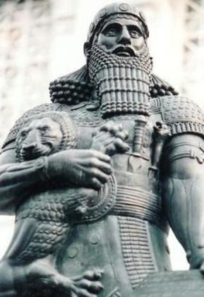 3. Asirska umjetnost