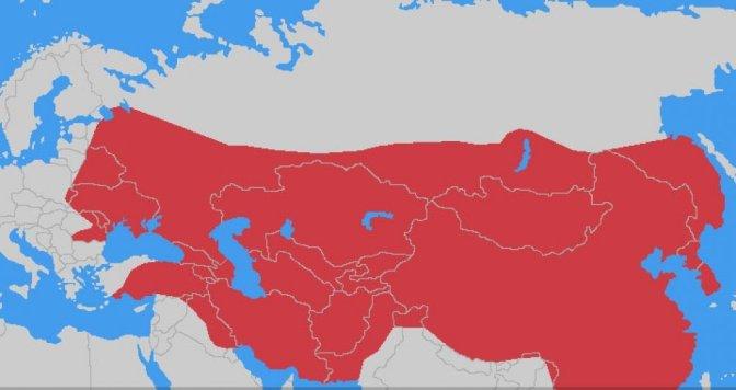 Mongolsko carstvo 1279