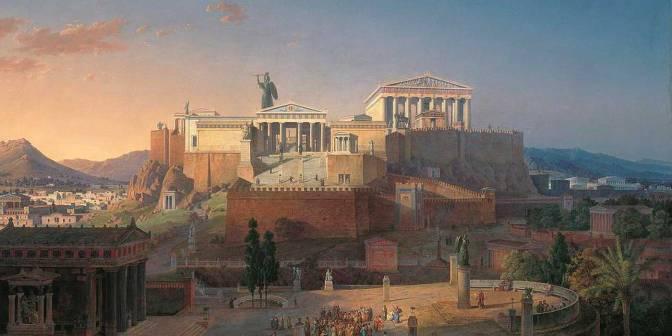 Partenon - zlatno doba