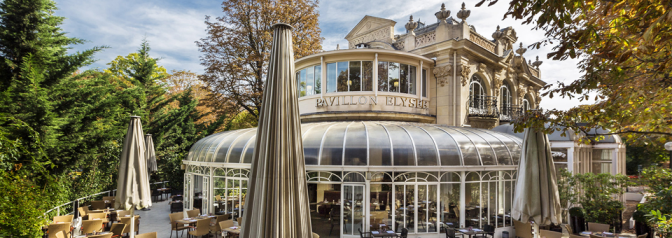 Pavillon des Champs Elysees