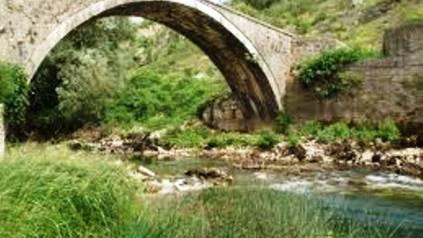Stari most u Klepcima kraj Capljine