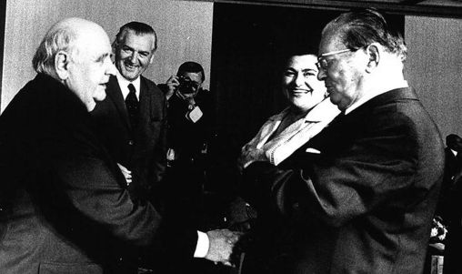 Tito i Krleža