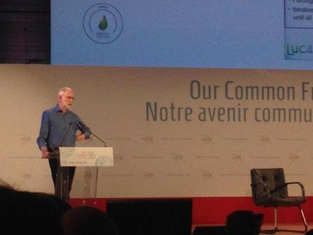 Joel Guiot prezentira klimatske promjene