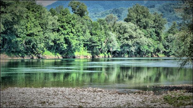 Odmor uz rijeku Drinu